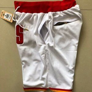 New NBA Just Don Houston Rockets Basketball Short